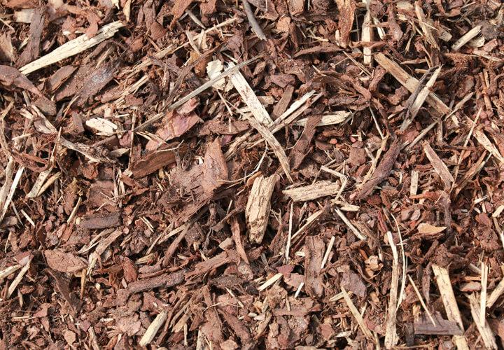 Rindenmulch lose, Körnung 10 - 40 mm