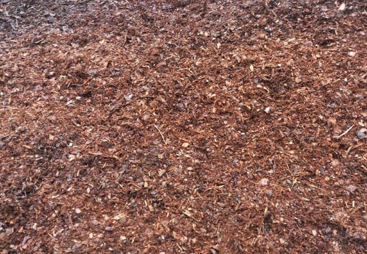 Rindenmulch 80-Liter-Sack Körnung 0 – 15 mm