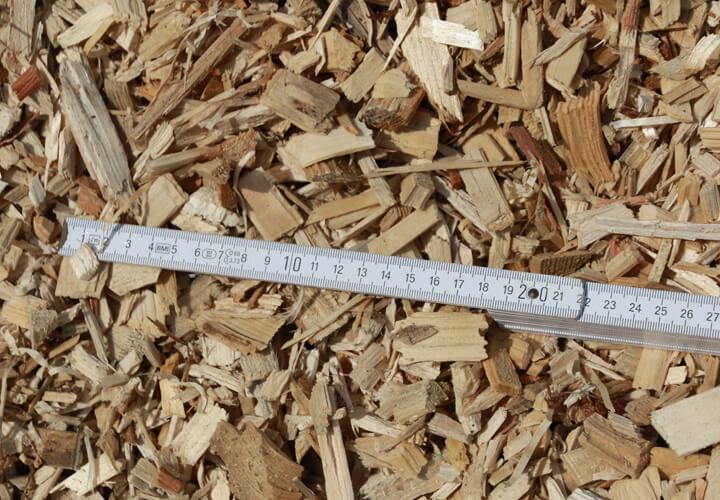 Holzhäcksel 60-Liter-Sack